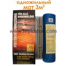 Тепла підлога Arnold Rak FHL2130 3м.кв 660W одножильний мат