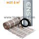 Теплый пол Ensto ThinMat, EFHTM160.6 двухжильный мат