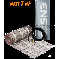 Теплый пол Ensto ThinMat, EFHTM160.7 двухжильный мат