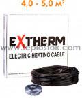 Теплый пол Extherm ETC ECO 20-800 800W двухжильный кабель