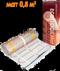 Теплый пол Fenix LTDS-12070-165 двухжильный мат 0,5м.кв
