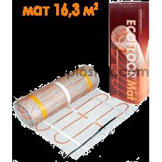 Теплый пол Fenix LTDS-122600-165 двухжильный мат 16,3 м.кв