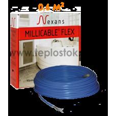 Теплый пол Nexans MILLICABLE FLEX/10  100W  ультратонкий кабель