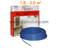 Теплый пол Nexans MILLICABLE FLEX/10  300W