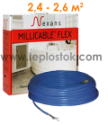 Теплый пол Nexans MILLICABLE FLEX/10  400W