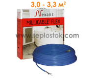 Теплый пол Nexans MILLICABLE FLEX/10  500W