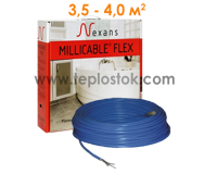 Теплый пол Nexans MILLICABLE FLEX/10  600W