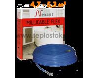 Тепла підлога Nexans MILLICABLE FLEX/10 800W