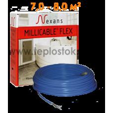 Теплый пол Nexans MILLICABLE FLEX/10  1200W  ультратонкий кабель
