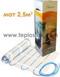 Теплый пол Nexans MILLIMAT/150 375W 2,5m2 двухжильный мат