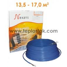 Теплый пол Nexans TXLP/1 2600/17 одножильный кабель