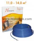 Теплый пол Nexans TXLP/2R 2100/17 двухжильный кабель