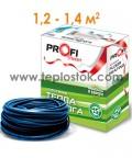 Тепла підлога Profi Therm 2 19/210 двожильний кабель