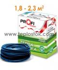 Тепла підлога Profi Therm 2 19/355 двожильний кабель