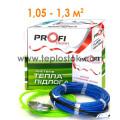 Теплый пол Profi Therm Eko 2 16,5/200 двухжильный кабель