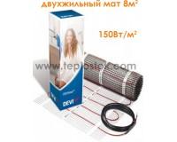 Двухжильный мат DEVImat  150T (DTIF-150) 1200Вт 8м2