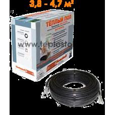 Теплый пол Hemstedt BR-IM-Z 700W  одножильный кабель