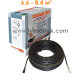 Теплый пол Hemstedt BR-IM 1250W двухжильный кабель