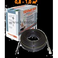Теплый пол Hemstedt BR-IM 150W двухжильный кабель