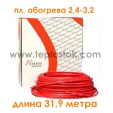 Двухжильный кабель для снеготаяния Nexans TXLP/2R 890/28