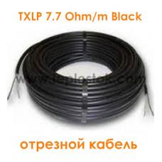 Одножильный отрезной кабель для снеготаяния Nexans TXLP 7.7 Ohm/m Black