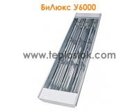 Вуличний інфрачервоний обігрівач Білюкс У6000