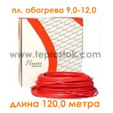 Двухжильный кабель для снеготаяния Nexans TXLP/2R 3400/28