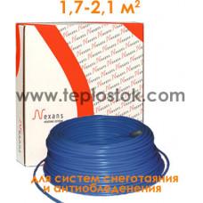Одножильный кабель для снеготаяния Nexans TXLP/1 640/28